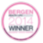 Voted Best in Bergen 2014 by Bergen Health and Life Magazine