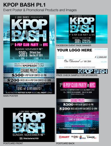 K-POP BASH