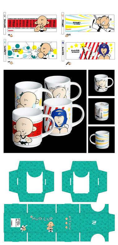 TK Mug Cup