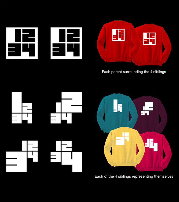 Family Apparel Logos