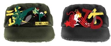 Martial Arts Hat Design