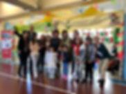 PSA Volunteering at GHS Primary Funfair Again