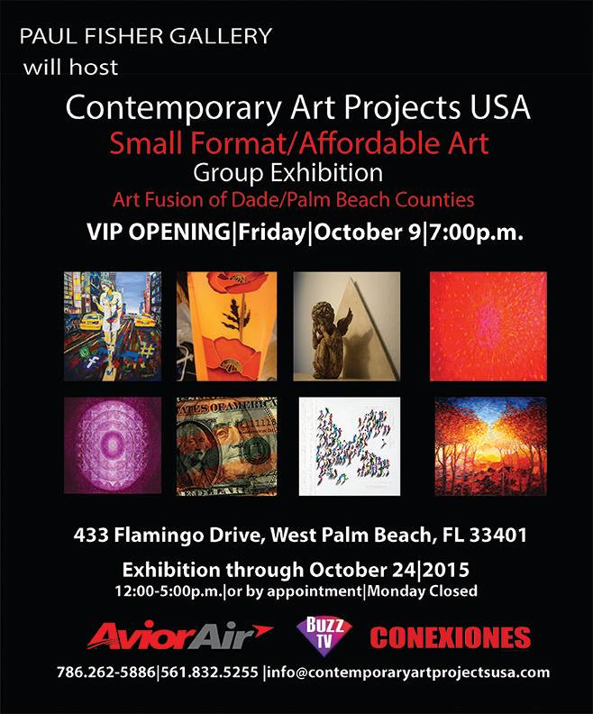 Group exhibition in Palm Beach at Paul Fisher Gallery