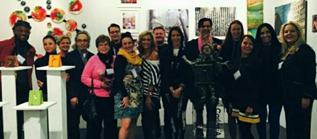 Art Expo New York 2015