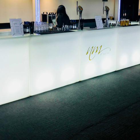 U-bar spirit bar at the Heart of England