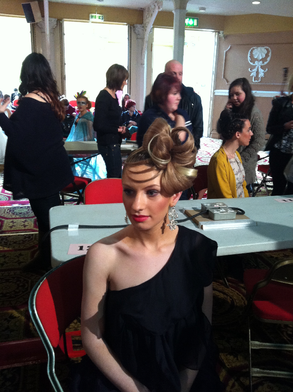 Winner of creative updo at the national hair federation Blackpool2_edited.JPG