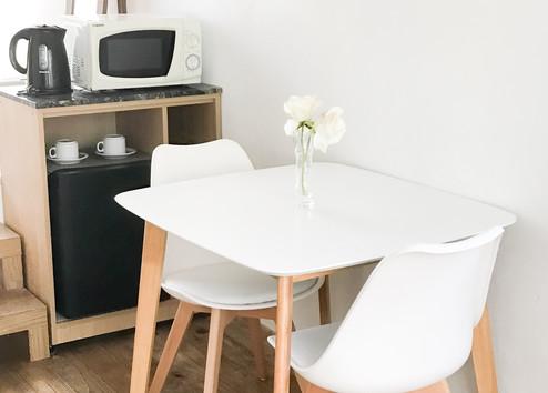 Suite Doble Standard mesa