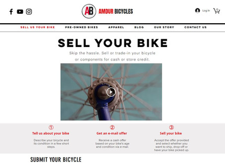 How To Sell Amdur Bicycles Your Bike