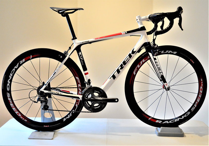 *SOLD*2012 Trek Madone - Full Ultegra - Carbon Rims