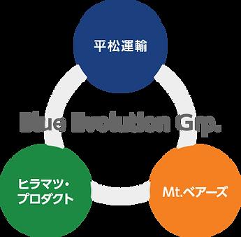 Blue Evolution Grp