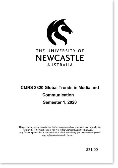 CMNS3320