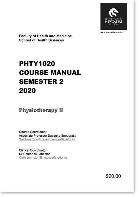 PHTY1020
