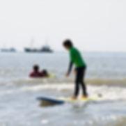 surfschool texel Paal 17 surfles