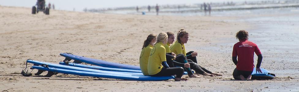 surfles surfschool texel