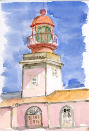 LIGHTHOUSE OF LAJES