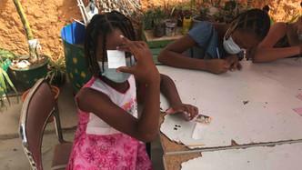Printmaking in Tarrafal 2/3