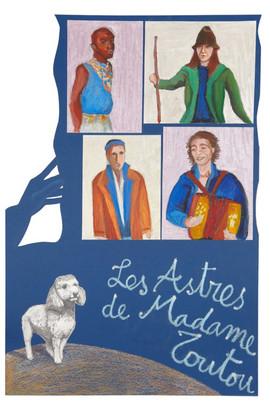 LES ASTRES DE MADAME TOUTOU