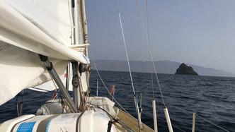 Sailing back to Tarrafal!