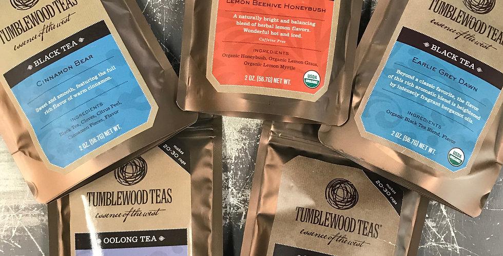 Tumblewood Teas (Loose Tea)