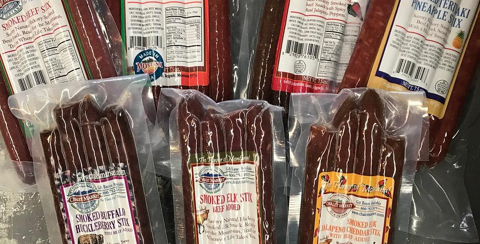 Chalet Market Meat Sticks