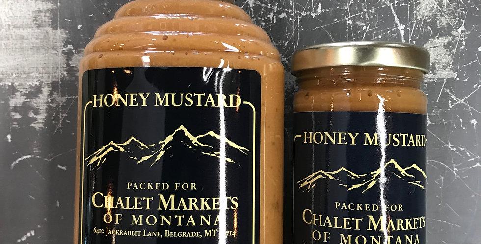 Chalet Markets of Montana Honey Mustard