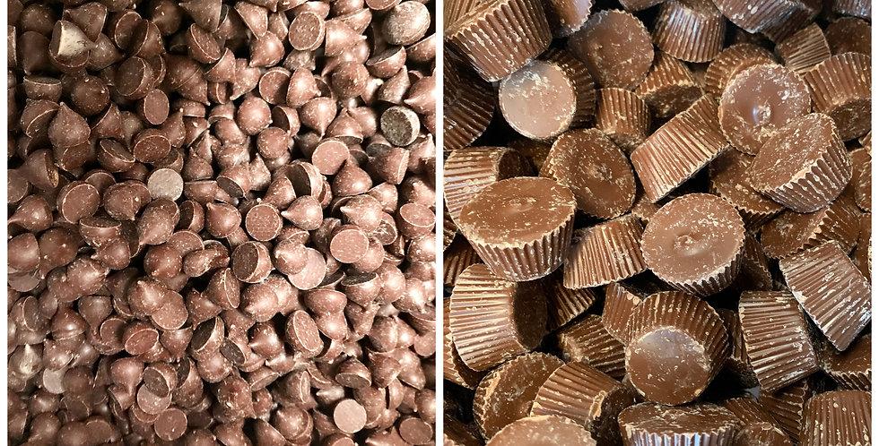 1/# Bulk Chocolate