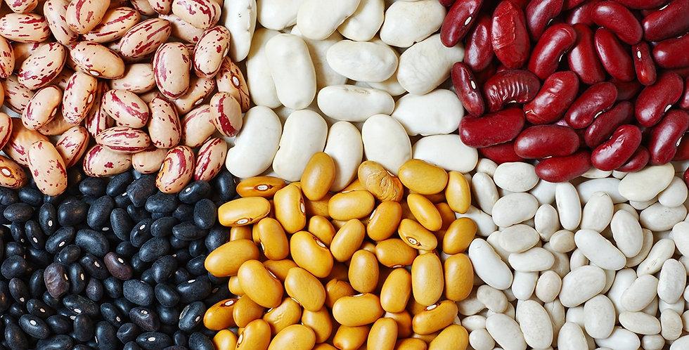 1/# Bulk Dried Beans