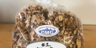 Crazy Mountain Catering Signature Almond Maple Granola