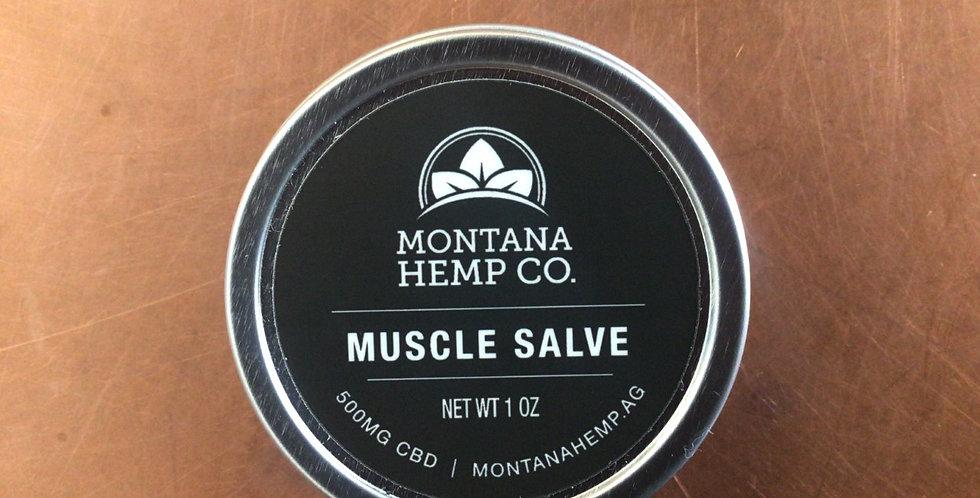 Montana Hemp Co. Muscle Salve