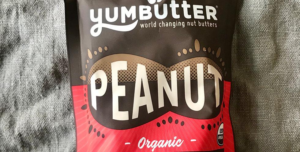 YumButter Organic Peanut Butter