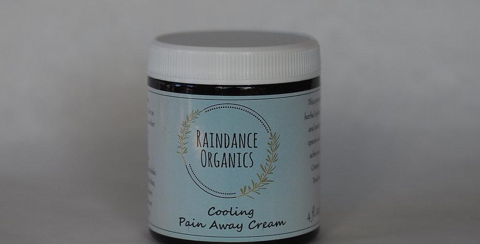 Raindance Organics Cooling Pain Away Cream