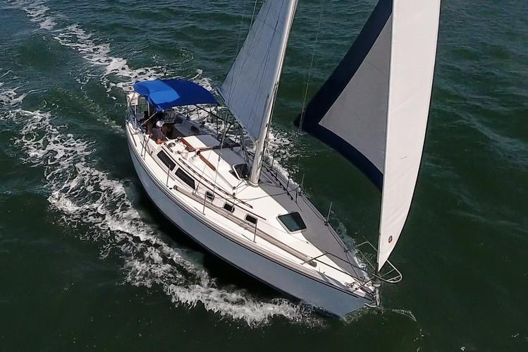 1989 Catalina 34-4.jpg