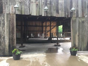 Foothills Farm Smoky Mountain Barn