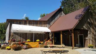 Foothills Farm Wedding Venue