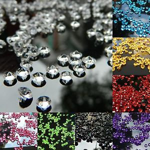 Diamond Confetti Table Decor