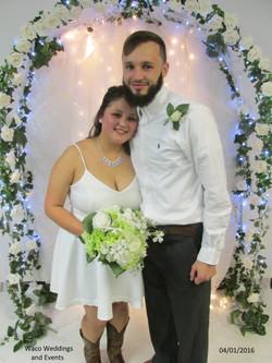 Tristan And Kimberly Mangum 04-01-2016