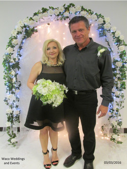 Darrell and Donna Gibson 03-04-2016