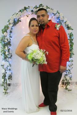 Jonathan and Brenda Banda 02-12-2016