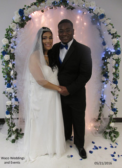 Tevin and Ashley Clark 05-21-2016