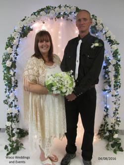 Brian and Cheryl Suro 04-08-2016