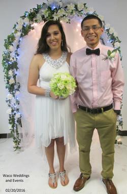 Chris and Ashley Perez 02-20-2016