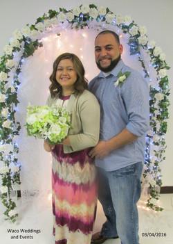 Michael and Maria Orlando 03-04-2016