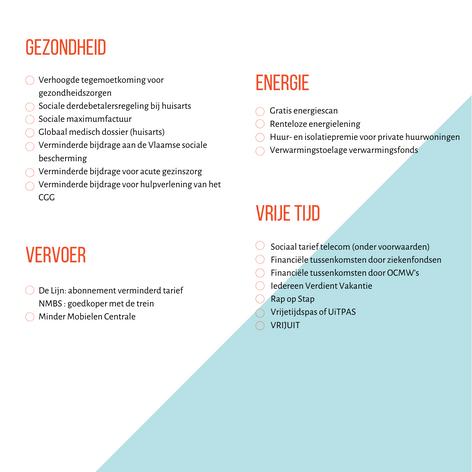 Checklist VT