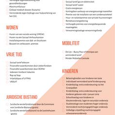 Checklist leefloon/IGO