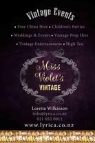 Miss Violets Vintage