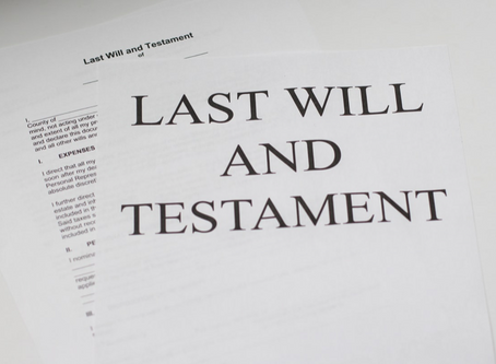 What is a Last Will & Testament?