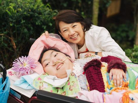 Most Inspiring Caregiver - Top 3 awardees - Ivy Yong