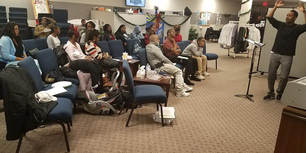 Life Change Institute (Bible Study)
