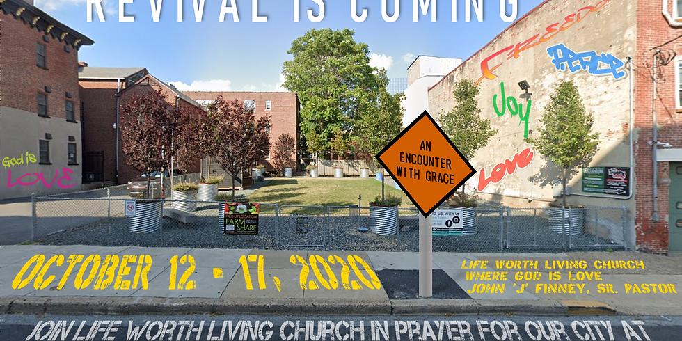 The Harvest Revival 2020