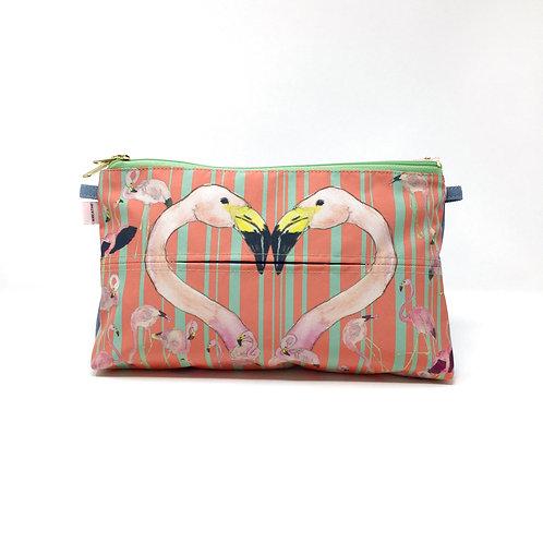 ティッシュクラッチ / Tissue paper clutch bag